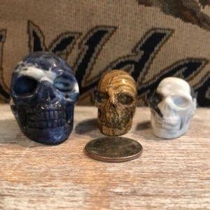Family of Skulls, 3